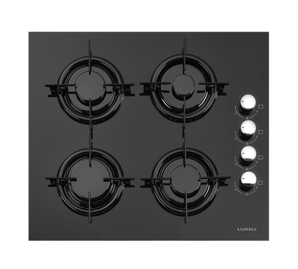 Luxell Lx40TAHDF Ankastre Siyah Cam Ocak