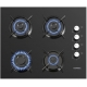 LUXELL Cam Panel Black Diamond Ankastre Set